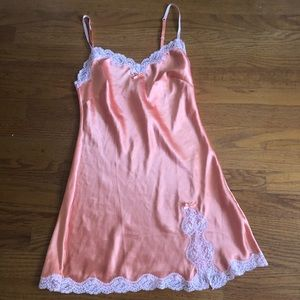 Victoria's Secret XS Lace Nighy Slip